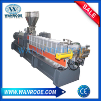 PP PE PET ABS Masterbatch Pelletizing Production Line