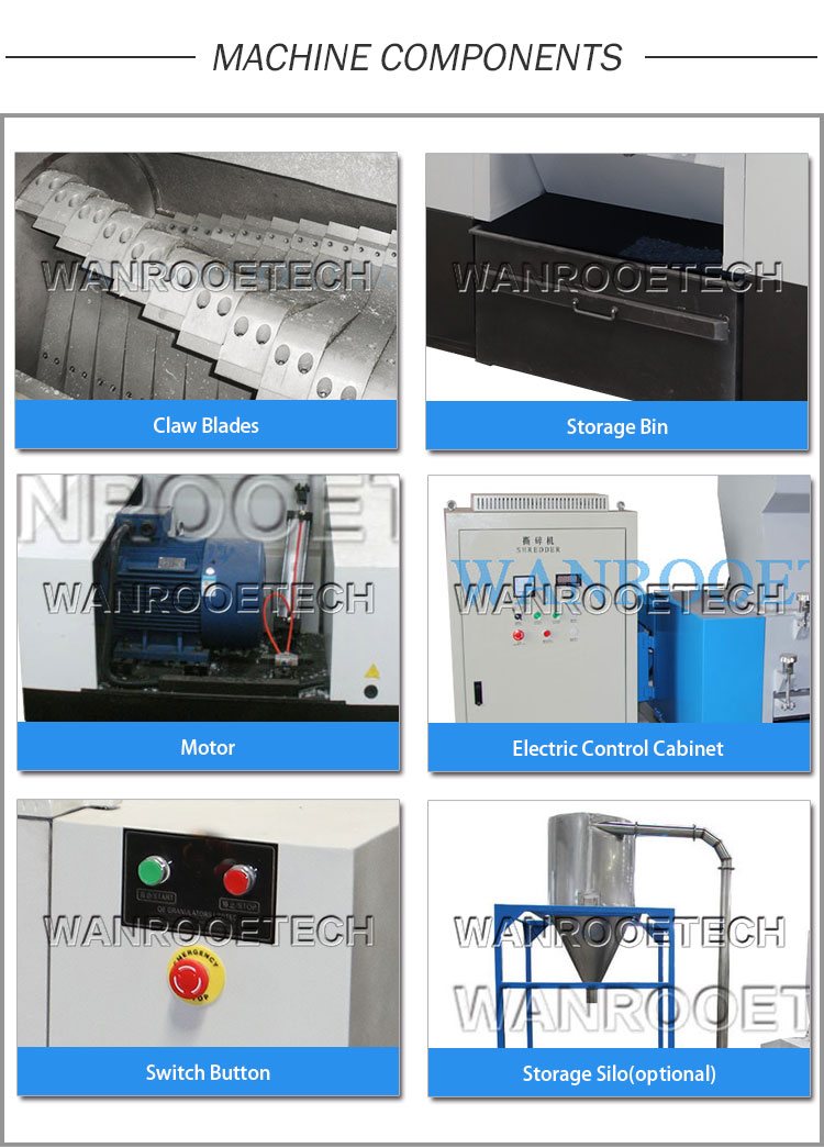 Tire Grinder, Rubber Grinding Machine,Plastic Crusher Machine,Rubber Grinder Machine,Crushing Equipment