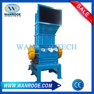 Waste Film Hollow Barrel Plastic Sheet Crusher Grinder machine