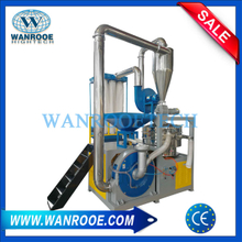 PE、LLDPE、LDPE、MDPE、HDPE Disc Plastic Pulverizer Machine